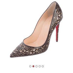 Shoes - Christian Louboutin - excellent condition